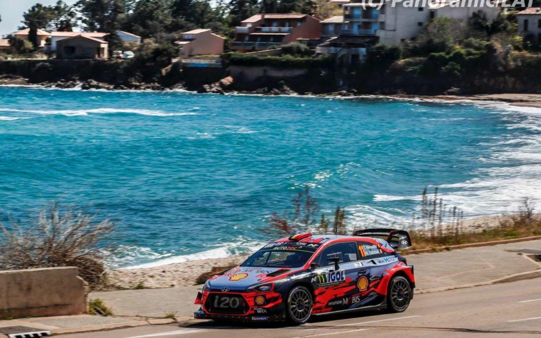 Hyundai, Vainqueur du Tour de Corse