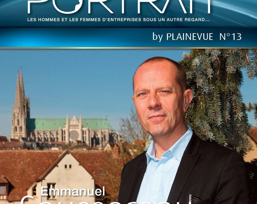 Portrait d'Emmanuel Saussereau