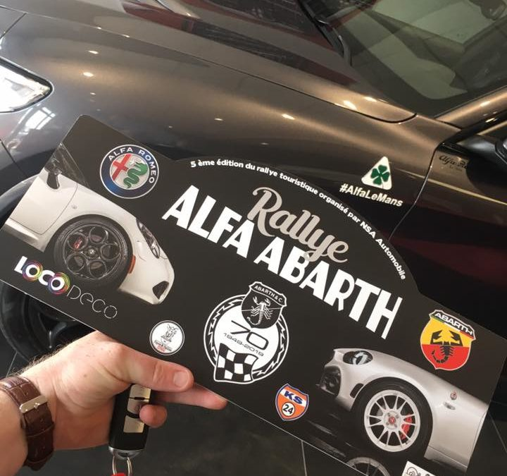 Rallye Alfa Roméo – Abarth