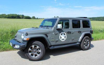 ESSAI : Jeep Wrangler, une automobile parée pour l'aventure
