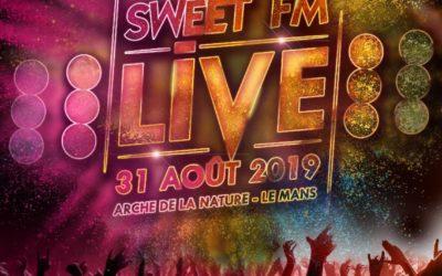 NSA Le Mans partenaire du Sweet FM Live