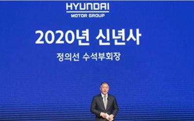 Hyundai : 77 milliards pour les voitures du futur